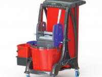 chariot de ménage HTK676